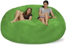 Bean Bag Cover Large size Lounger Couch Lazy Giant Suede Sofa Seat Chair Beanbag