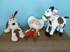 TOYS - MILKY BAR TOYS x 3 - NEVER USED - TAGS ATTACHED