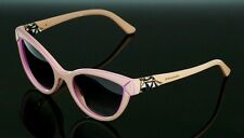 NEW Authentic BVLGARI DIVA DIVINA Nude Pink Cat Eye Sunglasses BV 8156B 5354/8H