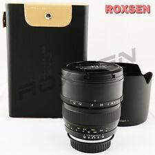 Zhongyi Mitakon Speedmaster 85mm f/1.2 Prime Lens for Canon EOS EF camera 5DS 6D