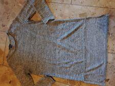Amisu New Yorker Shirt Tunika Longshirt Gr.S 36 38
