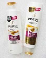 Set PANTENE Pro-v Hair Fall Control Shampoo + Conditioner Reduce Hairfall 140ml.