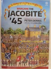Wargame: The Jacobite '45 - Rules & Paper Soldiers
