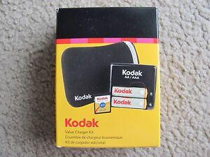 Brand New Kodak Value Charger Kit Battery/Bag/Charger/2GB CAT1153592