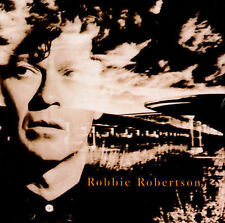 ROBBIE ROBERTSON - Robbie Robertson CD produced by Daniel Lanois in VGC