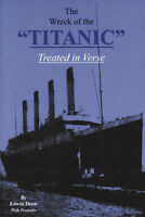 The Wreck of the  Titanic  Treated in Verse by Edwin Drew (Paperback, 1998)