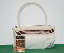 NOS adidas vintage bag HAND BAG leather tennis camping  80s 90s RARE