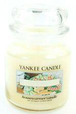 Yankee Candle Christmas Cookie Medium Classic Jar Housewarmer Candle 14.5 Oz NEW