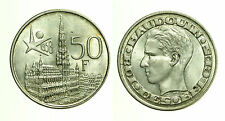 pcc1330_20) BELGIO Baldovino 50 FRANCHI 1958 AR