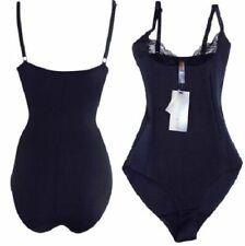 Ex Ann Summers Sexy BLACK ShapeWear Body  Szs  UK  8  10  12