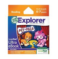 LeapFrog LeapPad Ultra eBook: Pet Pals Dog Show Detectives 4-7 years