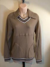 Vintage Lord James Mens Womens Brown Sweater 50's 60's Small