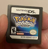 Pokemon Diamond Version Nintendo DS Game Cartridge Only Tested And Working