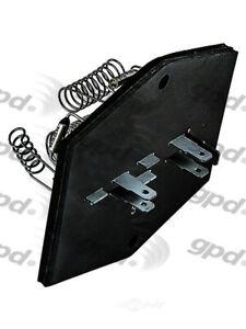 Blower Motor Resistor Global Parts Distributors 1712699