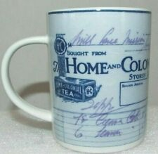 "2004 BIA Home And Colonial Tea Coffee Cup Mug Bought From The Store 4"" Tall"