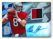 2013 PANINI SPECTRA MIKE GLENNON RC REFRACTOR 2CLR PATCH AUTO RPA BEARS #78/99