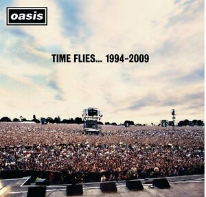 Oasis  - Time Flies... 1994-2009 (Best Of) BRAND NEW 2CD