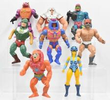 Lot Collection of 8 #1 He-Man MOTU Mattel Masters of the Universe Action Figures