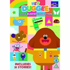 Hey Duggee Bumper Collection 3 Volumes 31 Stories DVD R4