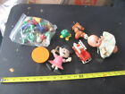 Vintage LOT of Old Small Toys Mixed Lot