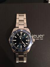 TAG Heuer Aquaracer 300M 41mm Dive Watch/ WARRANTY/ WAY111C.BA0928 Quartz