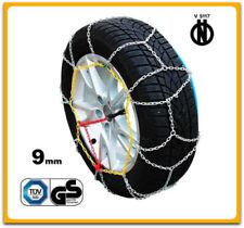 CATENE DA NEVE 9MM 175/65 R14 FIAT 500 C [01/2009->]