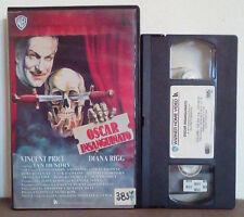 VHS FILM Ita Horror OSCAR INSANGUINATO vincent price ex nolo no dvd(VHS17).
