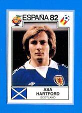 SPAGNA ESPANA '82 -Panini-Figurina-Sticker n. 409 - HARTFORD -SCOTLAND-Rec