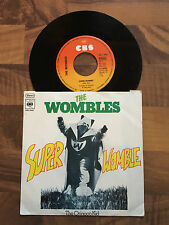 Single The Wombles Super Womble The Orinoco Kid, 1975 CBS 3480 Look