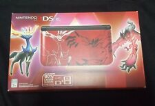 Brand New Nintendo 3DS XL 3DSXL Pokemon X Y XY Red Limited Edition