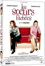DVD *** LES SOEURS FACHEES *** Isabelle Huppert, Catherine Frot ( neuf emballé )
