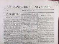 Louisville en 1809 Kentucky USA Moscou feu Tarn et Garonne Montpezat Realville