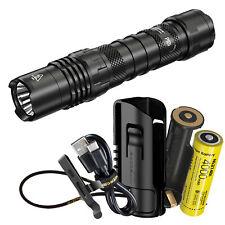 NITECORE P10i 1800 Lumen USB-C Rechargeable Flashlight