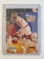 1992-93 SkyBox #345 Robert Horry Rookie Houston Rockets Pack Fresh