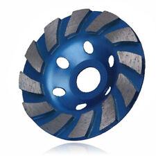 """4"""" 100MM Diamond Grinding Concrete Bowl Cup Wheel Disc Concrete Grinder Disc"""