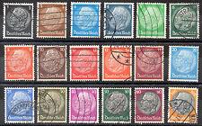 Handstamped Multiple European Stamps