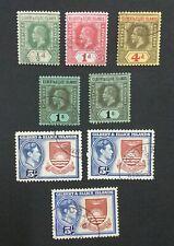 MOMEN: GILBERT & ELLICE SG #12/20,54(3) 1912 USED #193452-2041