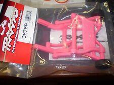 Traxxas 3678P Wheelie Bar Assembled Stampede Rustler Bandit PINK NEW NIP