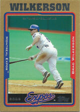 2005 Topps Gold #79 Brad Wilkerson 1713/2005 Expos