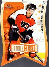 1997-98 Leaf Banner Season #22 Dainius Zubrus