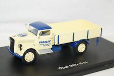 Schuco Opel Blitz S 3t Pritsche VOGELEY August Vogeley Hameln 1/43