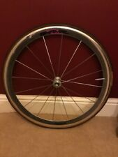 Rare Campagnolo Shamal 16 Track Fixie Fixed Pista Singlespeed Front Wheel Campag