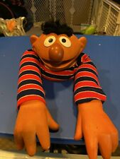 vintage ernie puppet Muppets Inc