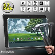 2 Pack Tempered Glass Screen Protector For ASUS Eee Pad Transformer Prime TF201