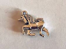 Tibetan Alloy Magical Unicorn Charms Pendants in Antique Silver Colour
