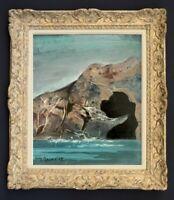 LILY MASSON (1920-2019) Fille du peintre André MASSON // Oeuvre Surréaliste (40)