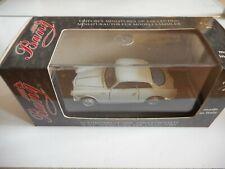 Bang Alfa Romeo Giulietta Sp. 2T. in Street Azure on 1:43 in Box
