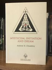 New listing Mysticism: Initiation & Dream by Andrew Chumbley, Hardcover 1st Ed.