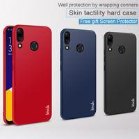 Imak For Asus Zenfone 5 ZE620KL Slim Full Cover Hard PC Case +Screen Protector