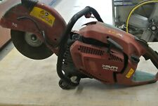 "HIlti Concrete Saw DSH 700 X 14"" Cutting Sawing Grinding Concrete Cut Off Gas"